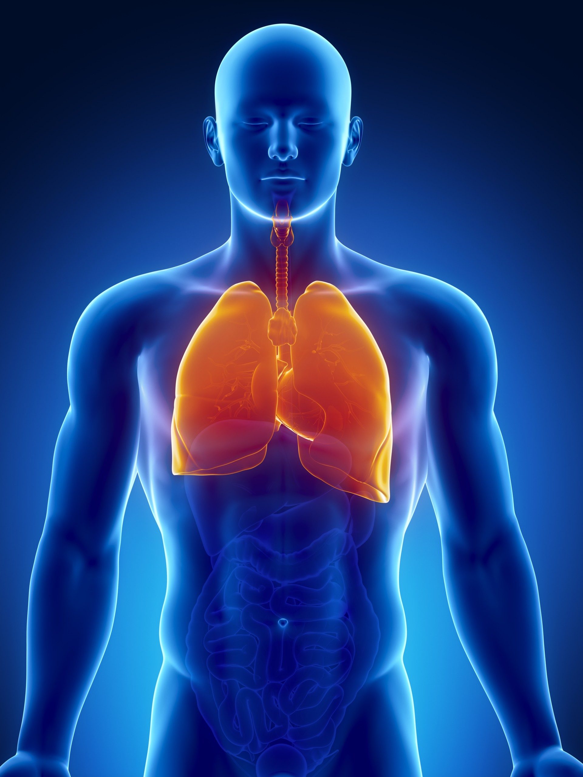 Electronic nose detecting lung cancer
