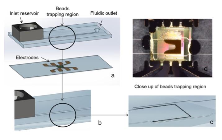Sensor integration micronit